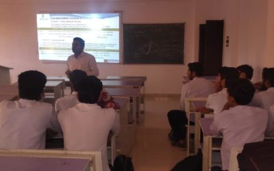 Expert Guest lecture on GATE and IES exam preparation
