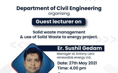 Solid waste management & use of Solid Waste to energy project