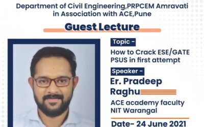 """Expert Lecture on """"How to crack Gate & IES in first attempt"""""""