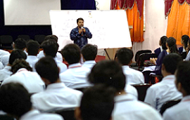 Guest Lecture on Competitive Exam Awareness