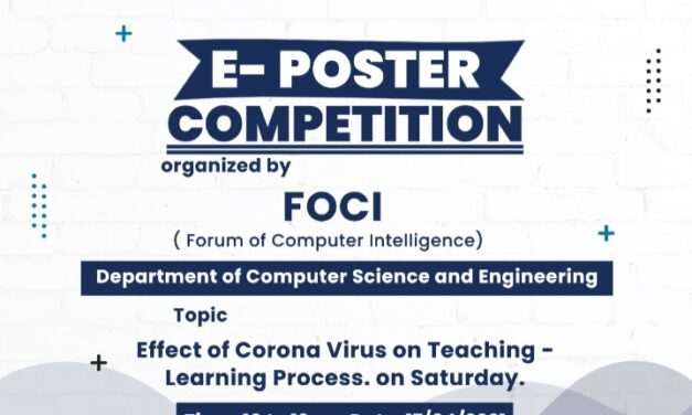 E-Poster Competition