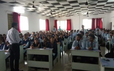Guest Lecture on 'Internet of Things' by Mr.Mangesh Bharti