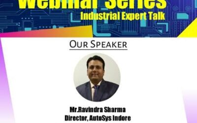 """Webinar on """"Advanced Industrial Automation & its Application"""""""