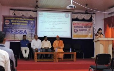 A guest lecture by Swami Nikhileshwaranand