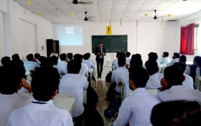 Guest Lecture on Industrial Robotics and Cloud Technology