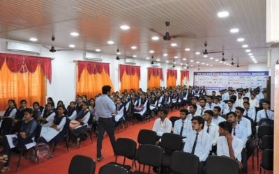"""Guest Lecture on """"How to prepare for GATE & opportunities"""" by Mr. Tejas Arvind Kalpande"""