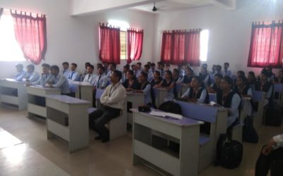 Guest Lecture By Mr.Ajay Pradhan