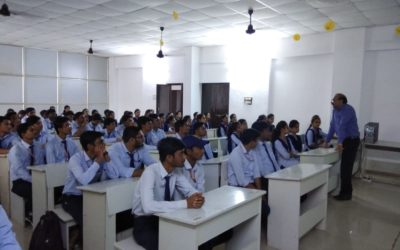 Guest Lecture by Dr.Sharad.B.Mohod and Dr Sandeep G.Fale