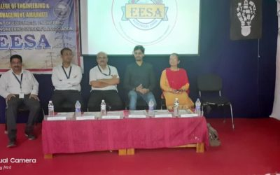 """Inaugural Ceremony of """"Electrical Engineering Student Forum"""""""