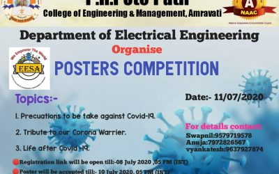 ONLINE POSTER COMPETITION
