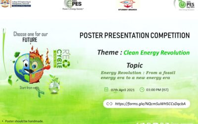 POSTER PRESENTATION COMPITITION