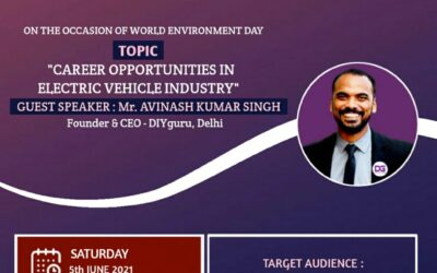 Online Webinar on the Occasion of World Environment Day