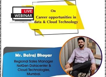 Career opportunities in Data centre & Cloud computing Technologies