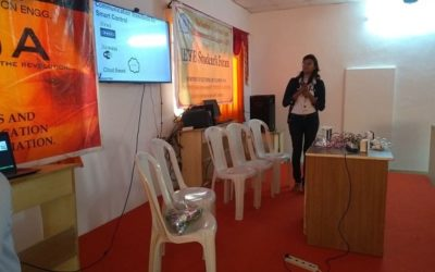 """Technical Talk on """"Recent Trends in Electronics and to be aware of Different Development Board"""