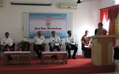 One Day Workshop on Syllabus Restructuring in the subjects associated to board of studies (Applied Science & Humanities)