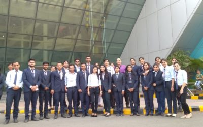 Industrial Visit at TAL Manufacturing Solutions Limited