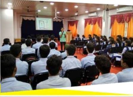Guest Lecture by Mr. Gitesh Shroti