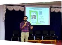 Guest Lecture by Mr. Mukul Kshatriya