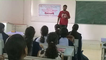 Guest Lecture by ALUMNI