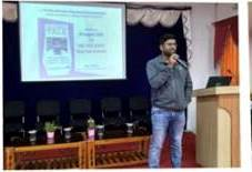 Guest Lecture By Sumit Metkar