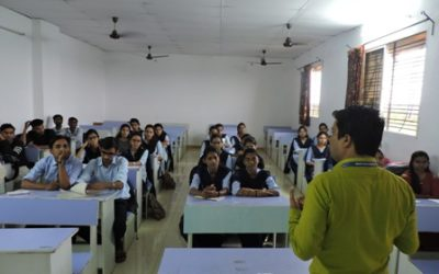 Guest lecture on Advance Technologies for Professional Career Development By Mr Nakul Deshmukh IBase Technology