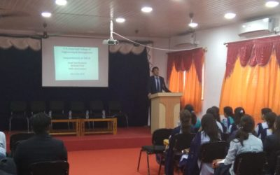 Final Year Student's Interaction Program