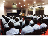 """Expert Lecture on """" Industrial skill requirements & overview of Design Training Placement Platform DTPP """""""