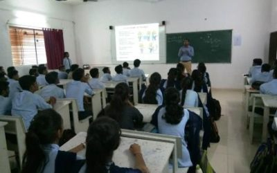 Expert Lecture on topic 'Opportunities for Engineers in Design Sector'