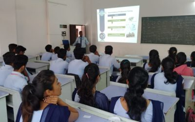 Expert Lecture on topic 'Opportunities for Engineers in Pipe Design Industry'