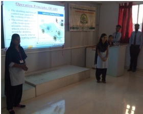 Seminar Competition of Second Year Students-A Presentation Skill Development
