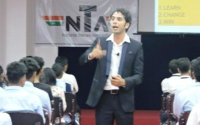 Expert Lecture on Personality Development