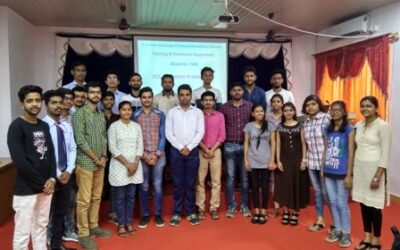 TCS Induction Program : For TCS shortlisted students from Batch 2018-2019